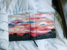 Custom Hand Painted Journalling Bible By Hosanna Revival.