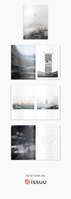 Architecture Portfolio / Felix Borel / 2016 / ENSAV