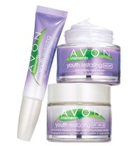 Avon Elements 3-Piece Youth Restoring Collection. $22.50