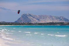 Kitesurf en Sardaigne…