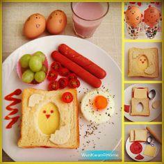 chicken breakfast!