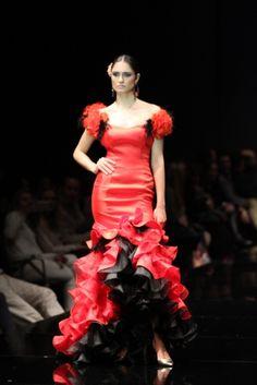 Traje de Flamenca - Amparo-Pardal - Simof-2016