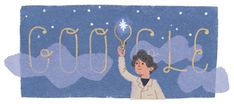 Google doodle celebrates pioneering astronomer Annie Jump Cannon, born on December 11, 1863.