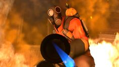 undefined Team Fortress 2 Pyro Wallpapers (44 Wallpapers) | Adorable Wallpapers