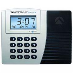 Pyramid TTProx Proximity Time Clock System