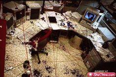 The horror! Office disaster, office prank, horrible office