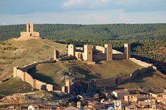 Os invitamos a pasear por el Castillo de Molina de Aragón. #historia #turismo  http://www.rutasconhistoria.es/loc/castillo-de-molina-de-ragon