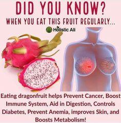 Remedies For Health - Dragon fruit Natural Health Remedies, Natural Cures, Herbal Remedies, Sante Bio, Jus Detox, Salud Natural, Back To Nature, Natural Medicine, Health Problems