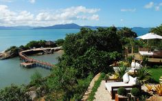 Santa Catarina,  Brazil | From a luxury safari lodge in Zimbabwe to a secluded bungalow on your own private Island on the Great Barrier Reef, the world is full of romantic possibility. Check out T L's complete guide on where to go for your honeymoon.