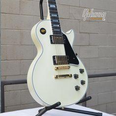1968 Les Paul Custom VOS Reissue in Classic White