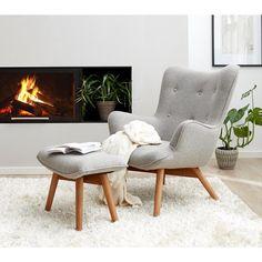 Lina Fåtölj Living Room, Furniture, Accent Chairs, Room, House, Living Room Chairs, Chair, Home Decor, Inspiration