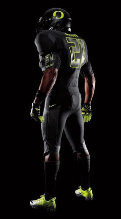 2011 Oregon Black Nike Pro Combat Unis Oregon Ducks Football 056cc9675