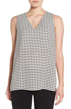 Pleione V-Neck Tank available at #Nordstrom