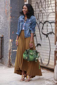 Bronze Brilliance #wearemode