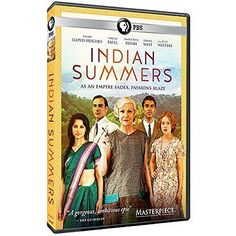 PBS - Indian Summers DVD