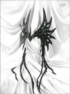 Demonic Fantasy...Horned Wings