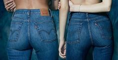 levi's wedgie | Levi's Wedgie Fit jeans are a nod to the denim's vintage style. (Photo ...