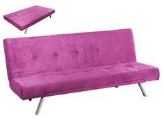 SOFA CAMA PÚRPURA Medidas: 187x83x86 cm IVA incluido, gastos de envío gratis válido peninsula Couch, Furniture, Home Decor, Sleeper Couch, Beds, Settee, Decoration Home, Room Decor, Sofas