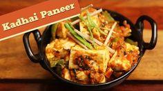 Kadhai Paneer | Easy To Make North Indian Main Course Recipe | Divine Taste With Anushruti