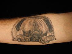 pug tattoo like this a lot
