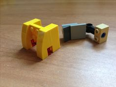 Pit the thogether to get a nice lego minifig scale chair