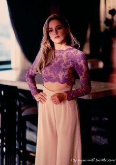 Sharon Stone as Ginger in Casino. My favorite outfit of the movie.