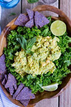 Chopped Kale Salad w