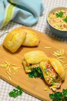 Brazilian-style Chicken Salad/Sandwich (Salpicão de Frango/Sanduíche) -- A healthy and delicious treat for the weekend...