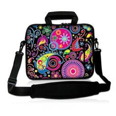 dd46c8f407 Neoprene Laptop Shoulder Bag Case Cover For 10