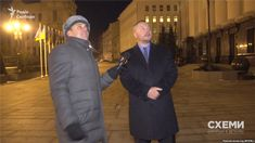 Andriy Artemenko (right) claims top Kremlin aides approved a Ukraine peace plan he drafted that reportedly made it to associates of U.S. President Donald Trump.