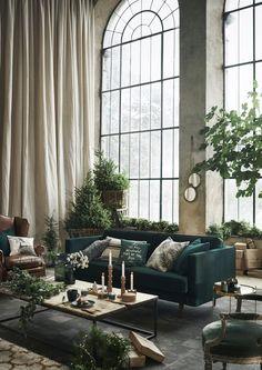 H&M Home présente sa collection automne/hiver avec un esprit de Noël bien présent, et ça donne des idées !