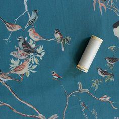 Sew Over It Online Fabric Shop - Cotton Lawn - Clique