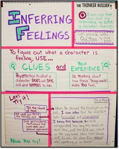 Anchor Chart Intervention! Secrets to Making Effective AND Well-Designed Anchor Charts - Minds in Bloom