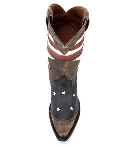 a9d02fadec5 American Rebel Boot Company Women s Redneck Riviera Freedom Boot - Vintage  Cinnamon Country Outfitter