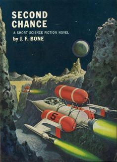 Satellite1959. Cover by Alex Schomburg.