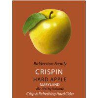 Great Shoals Crispin Cider