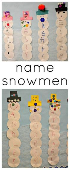 86 best Winter Activities | Pre-K
