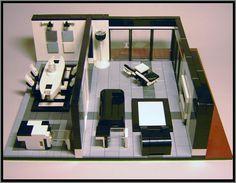 Lovely Lego House Interior