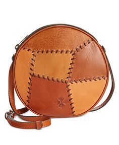 Designer Clothes, Shoes & Bags for Women Tan Leather Handbags, Leather Purses, Leather Crossbody, Leather Wallet, Patricia Nash, Leather Bag Pattern, Leather Shoulder Bag, Shoulder Bags, Shoulder Handbags