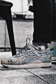 brand new 9e6bf 0eb26 The Japanese pair atmos and ASICSTIGER teamed up to create the new GEL-Lyte  III