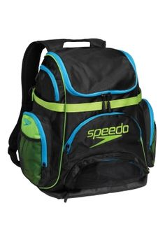 This 35L speedo bag is really popular with swimmers in all different sports and I would love one for myself, it also comes in a 25L version and looks pretty in blue <3