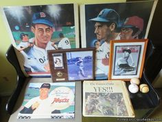 JM - 042 - Ted Williams Collectibles - Classified Ad