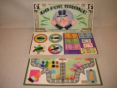 Go for Broke Game Egyptian Pharaohs, Game Room, Old School, Board Games, Dallas, Nostalgia, The Past, Memories, Toys