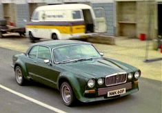 FAB WHEELS DIGEST (F.W.D.): Jaguar XJ12C by Broadspeed (1976-77)