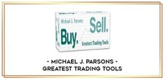 Michael J. Parsons – Greatest Trading Tools Timing Is Everything, Scientific Method, Michael J, Money Management, Free Ebooks, Charts, Knowledge, Things To Come, Student