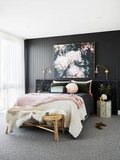 Home decor bedroom Master Bedroom Layout, Home Interior, Interior Design, Interior Office, Modern Interior, Design Design, Design Trends, House Design, Suites
