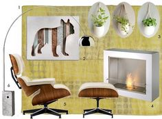 Rachel's Classic Organic Modern — Dream Living Room Inspiration