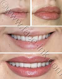 Image result for semi permanent lip blush