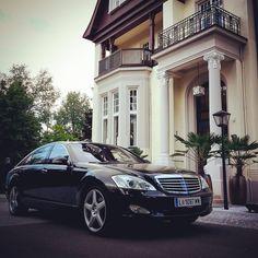 Diesen Mercedes S Klasse Luxusschlitten könnt ihr euch bei hochzeitslimousine-linz.at anmieten. Benz, Autos, Mercedes S Class, First Grade, Pictures