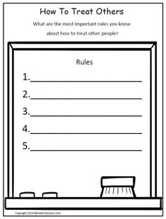 Happiness Habit Worksheet   Between Sessions Forms - Parents ...